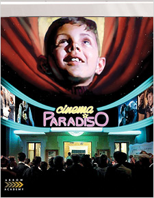 Cinema Paradiso: Special Edition (Blu-ray Disc)