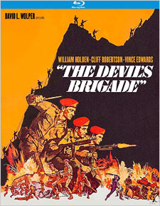 The Devil's Brigade (Blu-ray Disc)