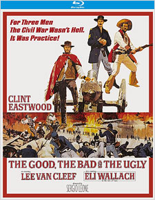 The Good, the Bad, and the Ugly (Blu-ray Disc)