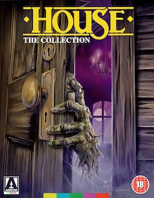 House: The Collection (U.K. Blu-ray Disc)