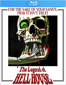 The Legend of Hell House (Blu-ray Disc)