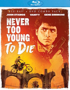 Never Too Young to Die (Blu-ray Disc)