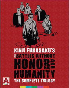 New Battles without Honor and Humanity Trilogy (Blu-ray Disc)