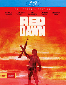 Red Dawn: Collector's Edition (Blu-ray Disc)