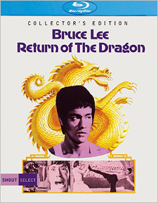 Return of the Dragon: Collector's Edition (Blu-ray Disc)
