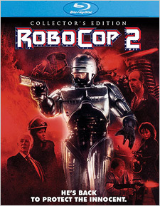 RoboCop 2: Collector's Edition (Blu-ray Disc)