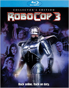 RoboCop 3: Collector's Edition (Blu-ray Disc)