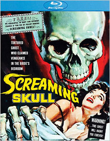 The Screaming Skull (Blu-ray Disc)