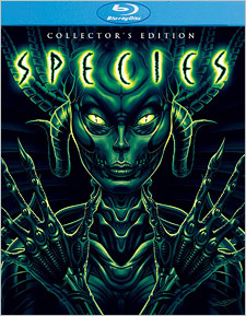 Species: Collector's Edition (Blu-ray Disc)