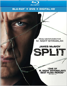 Split (Blu-ray Disc)