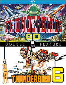 Thunderbirds Double Feature (Blu-ray Disc)
