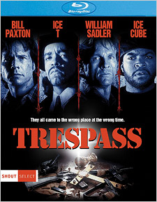 Tresspass (Blu-ray Disc)