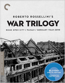 War Trilogy (Criterion Blu-ray Disc)