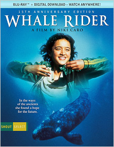 Whale Rider: 15th Anniversary Edition (Blu-ray Disc)