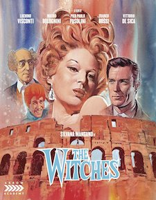 The Witches: Special Edition (Blu-ray Disc)