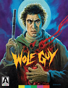 Wolf Guy: Special Edition (Blu-ray Disc)