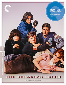 The Breakfast Club (Criterion Blu-ray Disc)