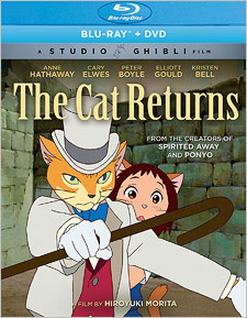 The Cat Returns (Blu-ray Disc)