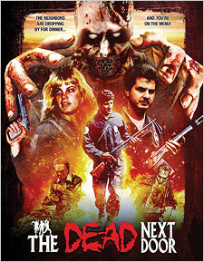 The Dead Next Door (Blu-ray Disc)