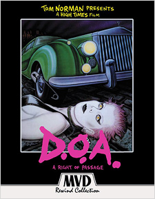 D.O.A.: Special Edition (Blu-ray Disc)