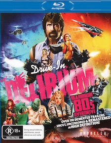 Drive-In Delirium: Maximum '80s Overdrive (Blu-ray Disc)