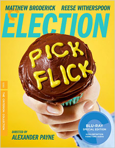 Election (Criterion Blu-ray Disc)