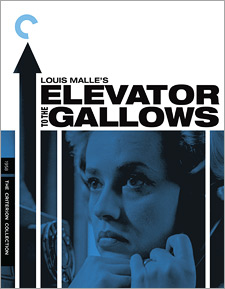 Elevator to the Gallows (Criterion Blu-ray Disc)
