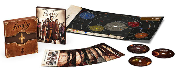 Firefly: The Complete Series - 15th Anniversary Edition