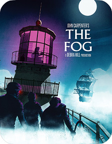 The Fog: Collector's Edition (Steelbook Blu-ray)