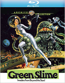 The Green Slime (Blu-ray Disc)