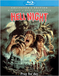 Hell Night: Collector's Edition (Blu-ray Disc)