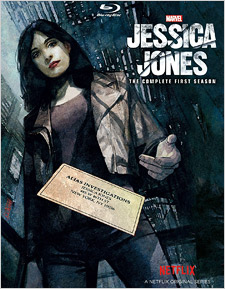 Jessica Jones: The Complete First Season (Blu-ray Disc)