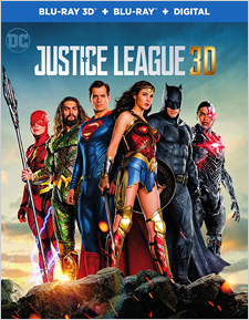 Justice League (Blu-ray 3D)