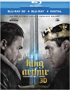 King Arthur: Legend of the Sword (3D Blu-ray Disc)