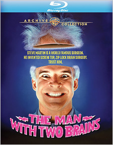 The Man with Two Brains (Blu-ray Disc)