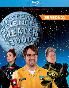 MST3K: Season 11 (Blu-ray Disc)