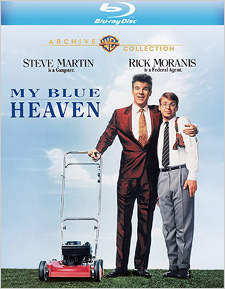 My Blue Heaven (Blu-ray Disc)