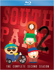 South Park: The Complete Second Season (Blu-ray Disc)