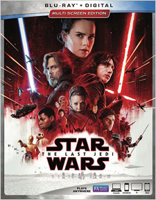 Star Wars: The Last Jedi (Blu-ray Disc)