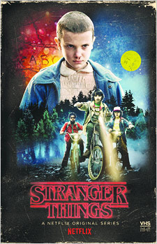 Stranger Things: Season 1 (Blu-ray Disc)