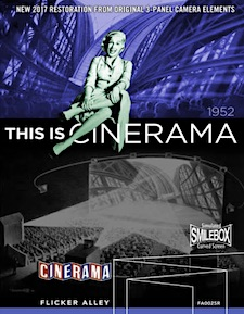 This Is Cinerama: Deluxe Edition (Blu-ray Disc)