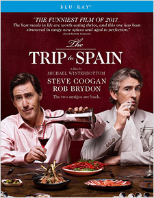 Trip to Spain (Blu-ray Disc)
