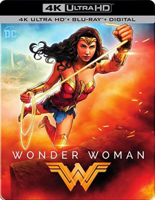 Wonder Woman (Blu-ray Steelbook Best Buy exclusive)