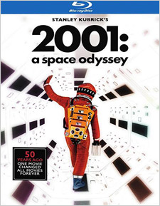 2001: A Space Odyssey (Remastered Blu-ray Disc)