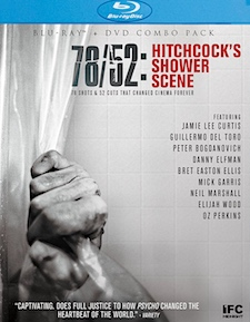 78/52: Hitchcock's Shower Scene (Blu-ray Disc)