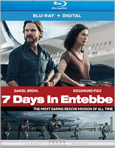 7 Days in Entebbe (Blu-ray Disc)