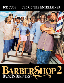 Barbershop 2: Back in Business (Blu-ray Disc)