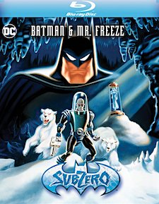 Batman & Mr. Freeze: SubZero (Blu-ray Disc)