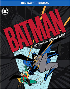 Batman: The Complete Animated Series (Slim pack Blu-ray Disc)