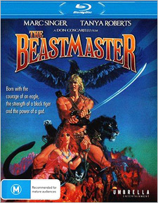 The Beastmaster (Blu-ray Disc)